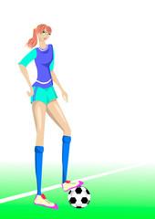 スポーツ 女性