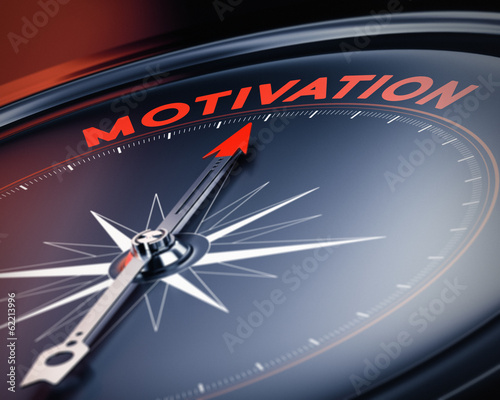 Motivational Picture, Positive Motivation Concept
