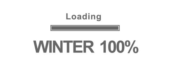 WINTER 100%