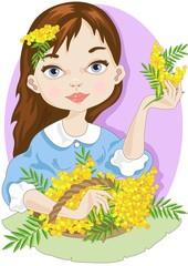 festa della donna-mimose