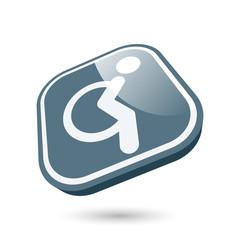 behinderung symbol barrierefrei rollstuhl zeichen
