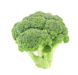Close up of fresh broccoli.