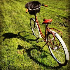 Old-Fashioned Bike