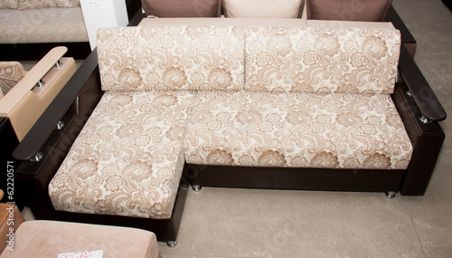 sofa of interior