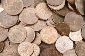 Eurocent/Münzen