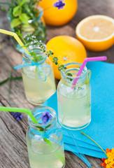 Fruchtige Erfrischungsgetränke