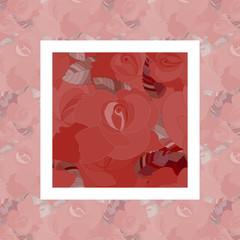 Роза,текстура.