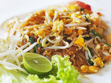 Padthai, Thailand traditional food
