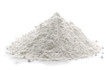 Pile of wheat flour - 62225516