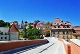 Stare Miasto Lublin. Miasto w Polsce.