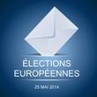 Elections européennes 25 mai 2014