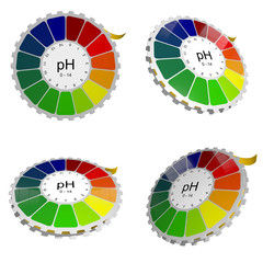 Paper pH - 004 - White
