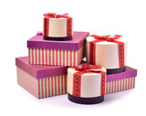 Beautiful present boxes