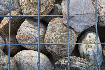 Rocks Behind Bars