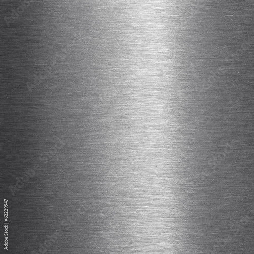 Stainless steel with brushed surface