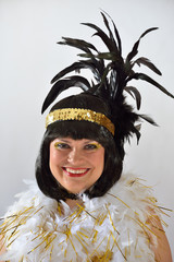 Charleston Show Tanz Kostüm