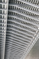 Suspension Ada  Bridge - Girder Framework Detail - Belgrade - Se