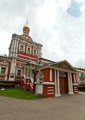Monastery Novodevichy, Moscow, Russia