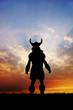 viking silhouette