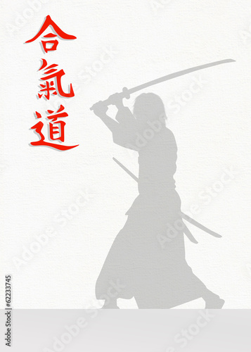 illustration of aikido