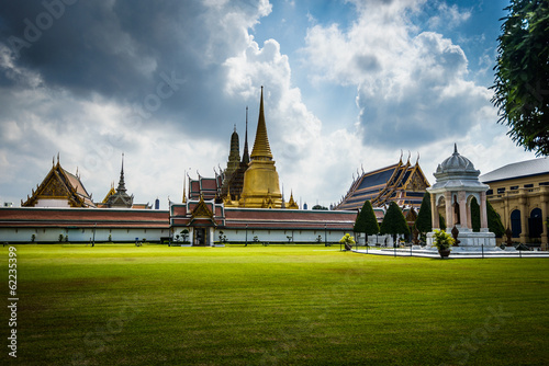 Temple of the Emerald Buddha,Bangkok