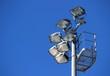 Projecteurs d'éclairage de stade