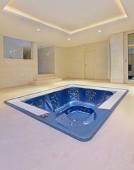 Big hot tub