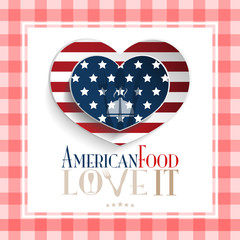American Food - Love It
