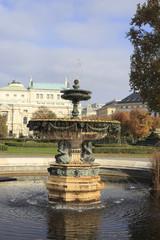 Volksgarten Park & Burghtheater