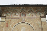 The Castle of Pavia, details