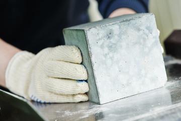 concrete quality test