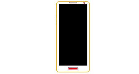Smartphone iron man couleur