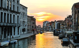 Venice panoramic view