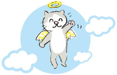 天国へ行く猫