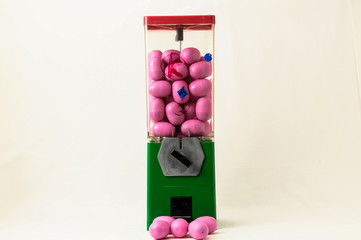 Vintage Eggs Slot Machine