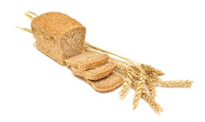 Wheat  bread for healthy Breakfast
