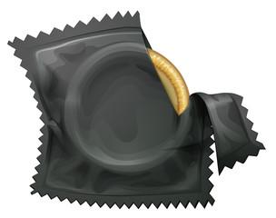 A condom