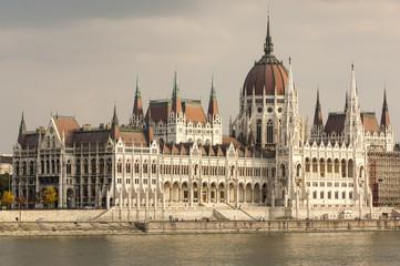 Ungarisches Parlamentsgebäude