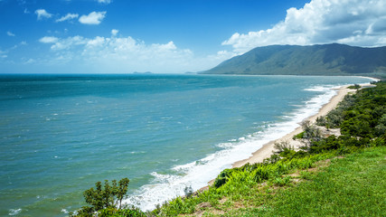 Beach Queensland Australia