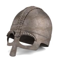 realistic 3d render of helmet