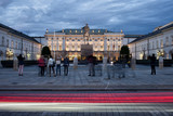 Fototapety Presidential Palace in Warsaw
