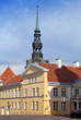 St.Nicholas' Church (Niguliste) .Old city, Tallinn, Estonia