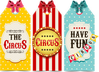 Circus tags
