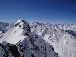 Zwieselbacher Rosskogel (3082 m) - Tyrol