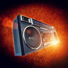boom box heat