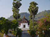 Royal Palace, Luang Prabang, Lao