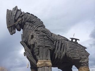 Çanakkale Troya Atı