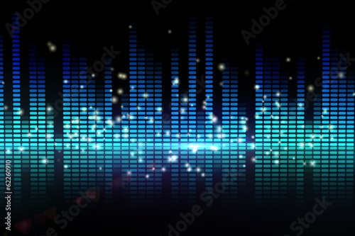 Digital disco design