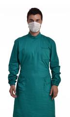 Retrato de un doctor cirujano.