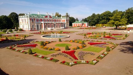 Kadriorg in summer